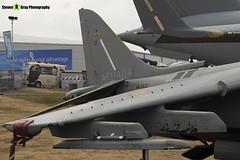 VA1B-27 - E16 SP-04 - Spanish Navy Armada - McDonnell Douglas EAV-8B Matador II+ - Farnborough 2018 180721 - Steven Gray - IMG_0791