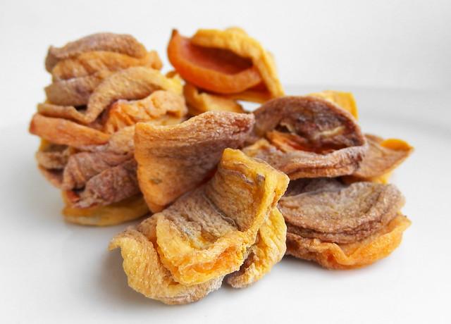 Gedroogde persimmon / dried persimmon