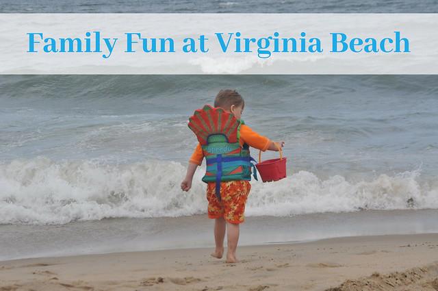 Family Fun at Virginia Beach