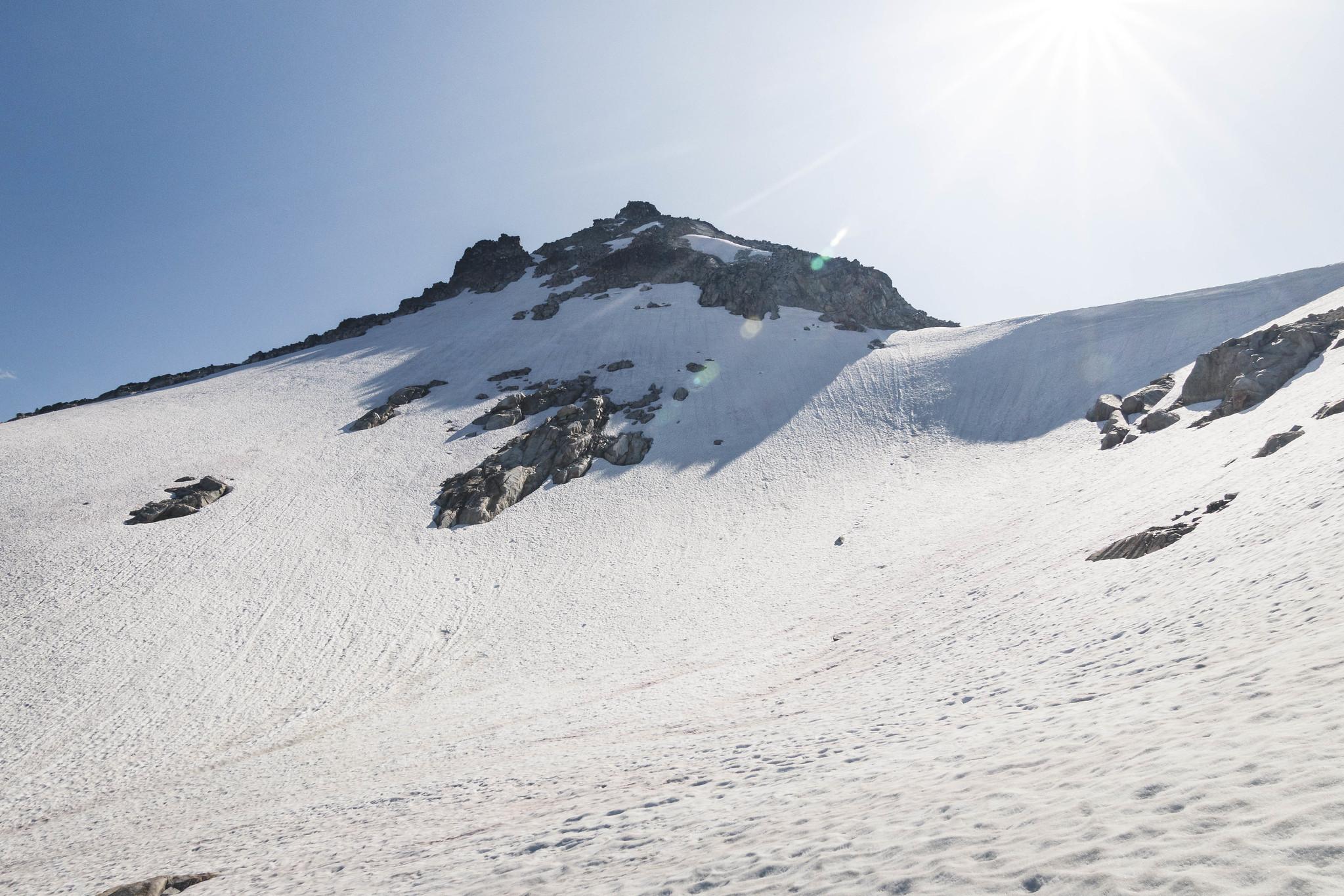 Napeequa Peak in her full glory