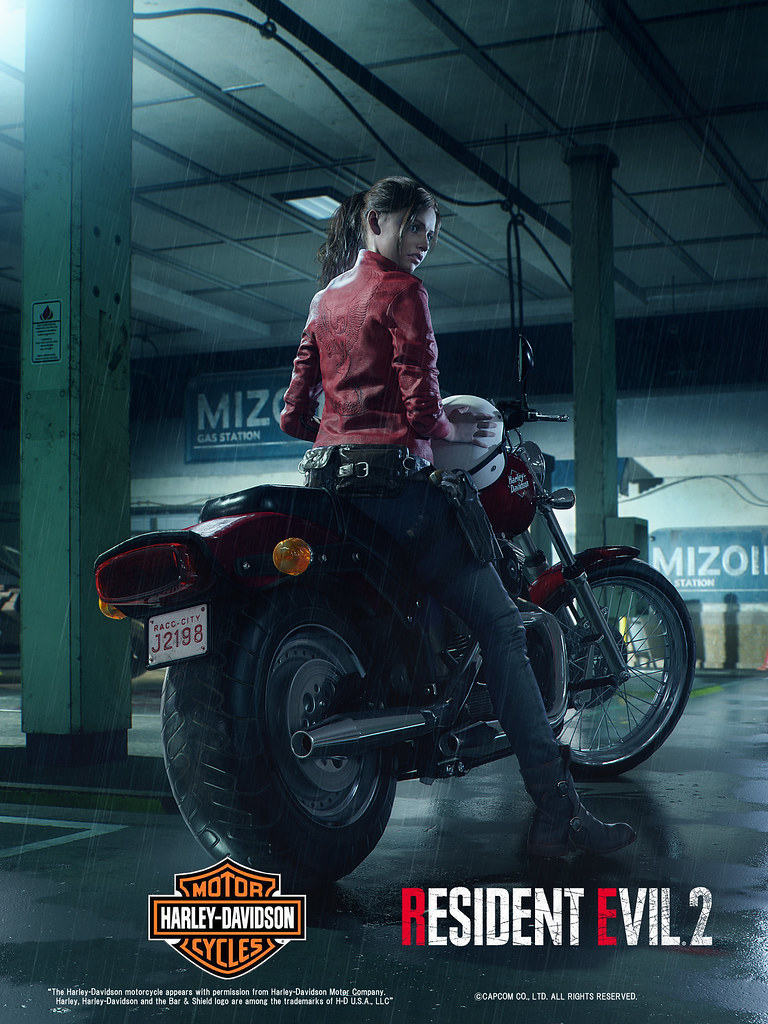 Resident Evil 2: Claire Redfield