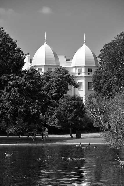 Sussex Place / Domes
