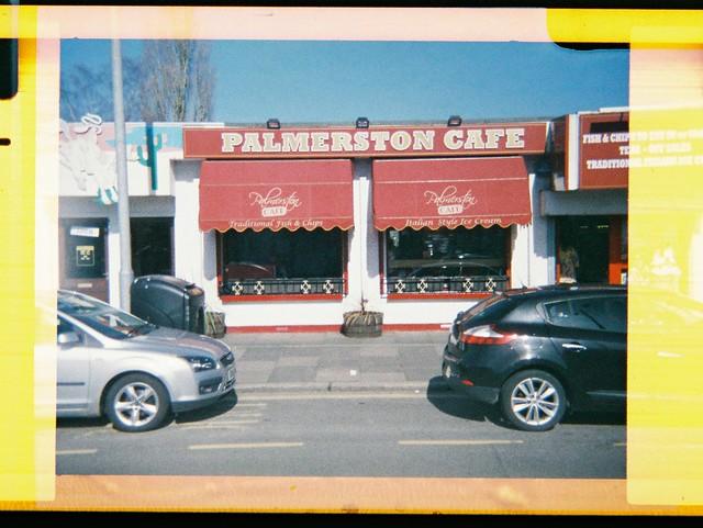 Palmy Cafe