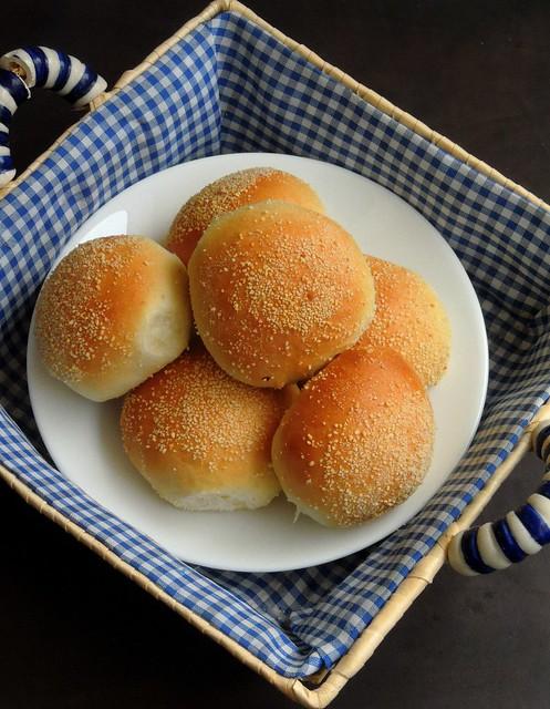 Filipino Bread Rolls, Pan De sal