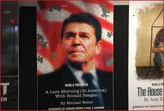 'A Late Morning (In America) With Ronald Reagan' -- Contemporary American Theater Festival (CATF) Shepherdstown (WV) July 2018