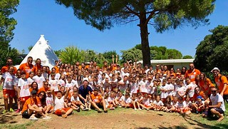 Campo scuola SportivaMente Amici (2)
