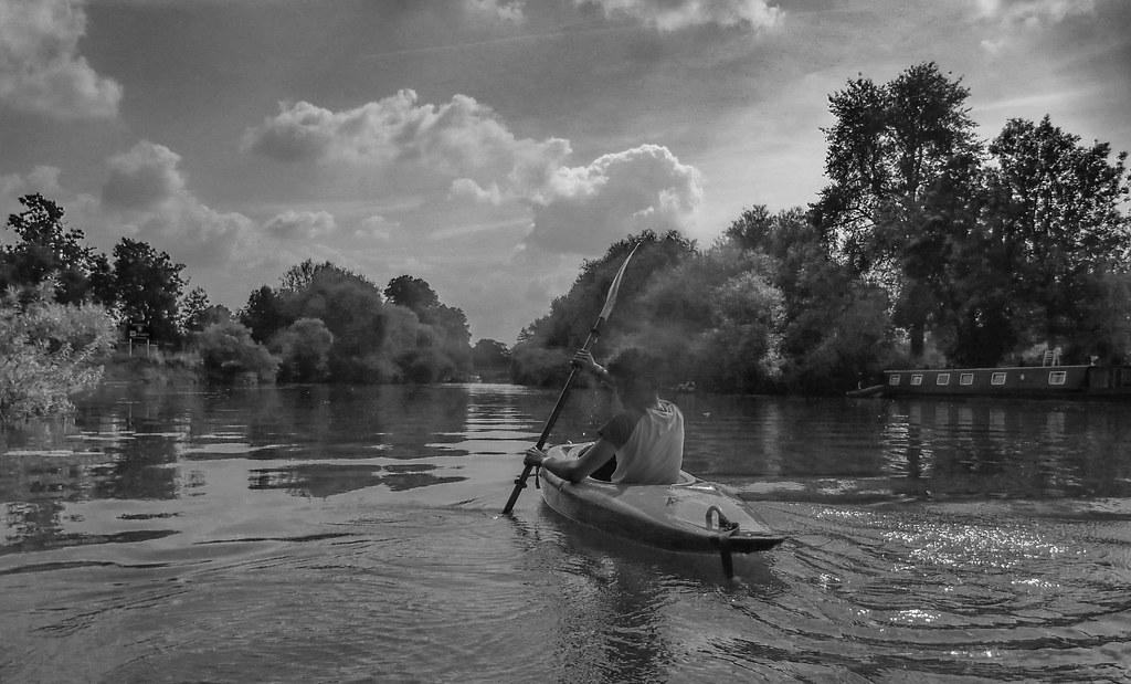 Finn Kayaking