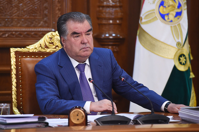 Маҷлиси Ҳукумати Ҷумҳурии Тоҷикистон 30.07.2018