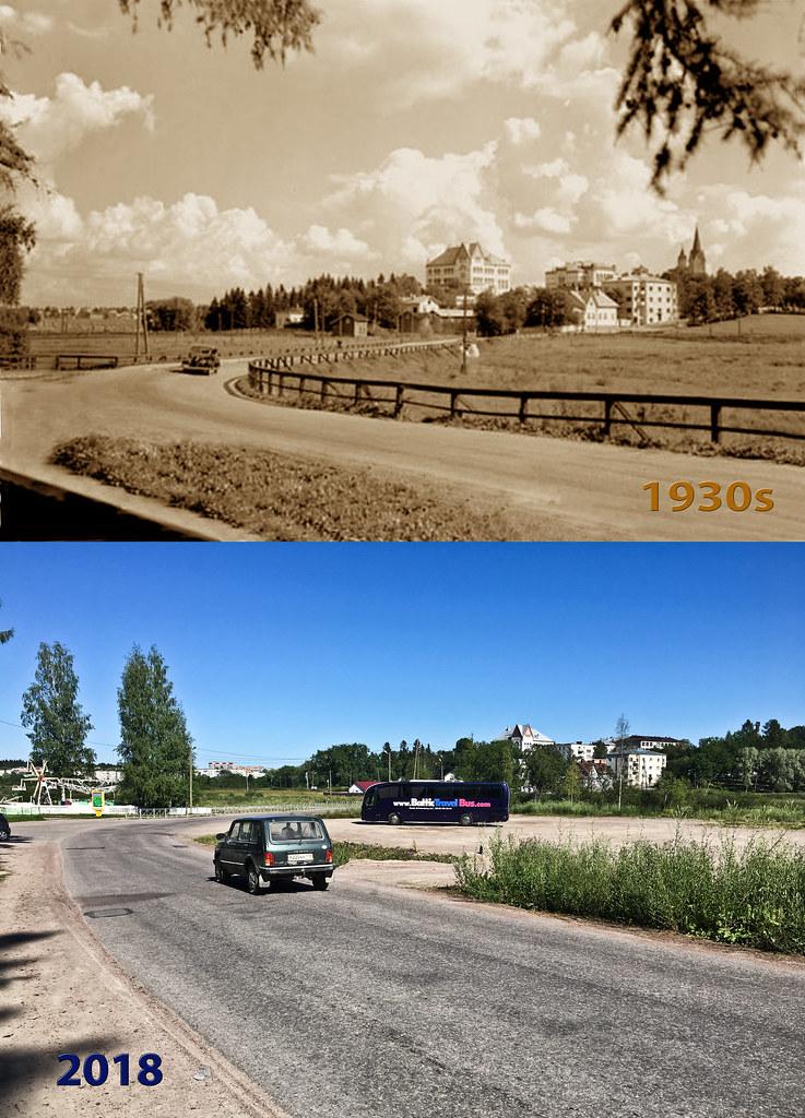 1930s-2018 parc road