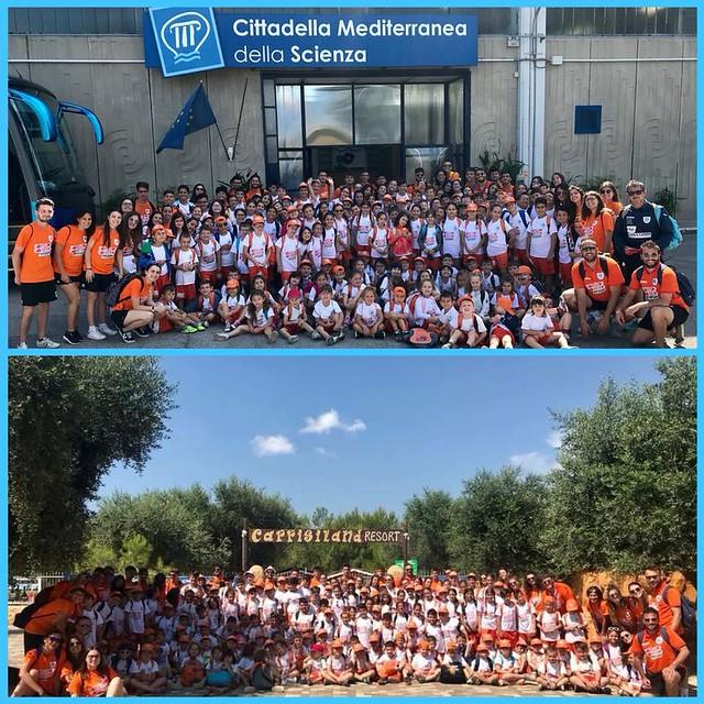 Campo scuola SportivaMente Amici (1)