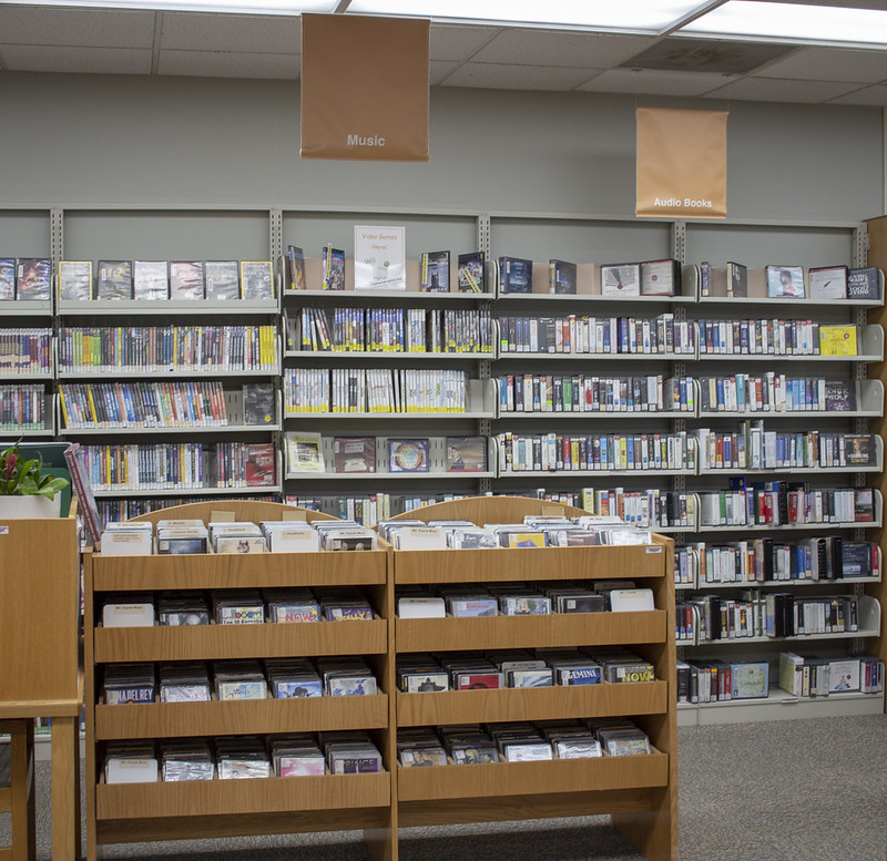 Music, video games, and audiobooks