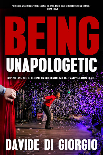 be unapologetically you - Being Unapologetic book cover
