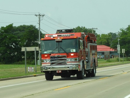 Omro Fire Dept. Engine 24