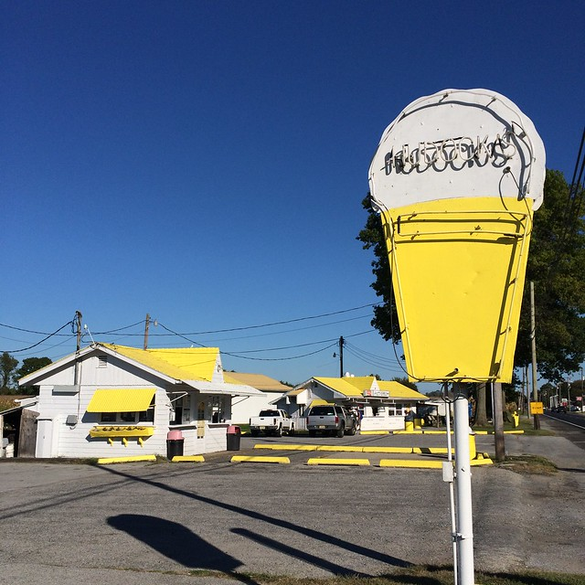 Hudock's Custard Stand - Salem, NJ - Retro Roadmap 2018