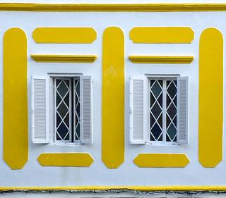 Déco de fenêtres, Tanger