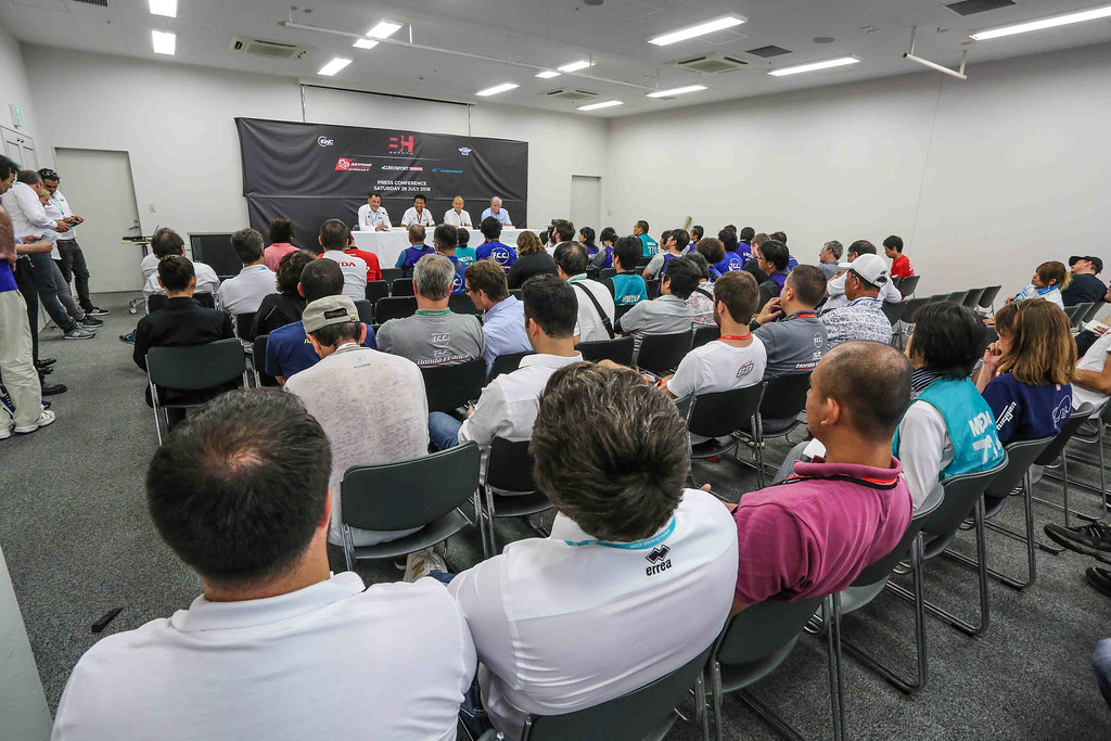 8,Hours,Suzuka,2018,Conference,Presse,Sepang