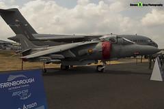 VA1B-27 - E16 SP-04 - Spanish Navy Armada - McDonnell Douglas EAV-8B Matador II+ - Farnborough 2018 180721 - Steven Gray - IMG_0783
