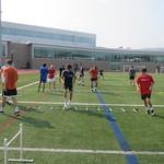 foot work drills (July 31, 2018)