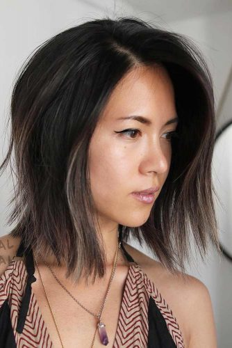 Best Medium Length Haircuts For Any Styles |Trendy Hairstyles 9