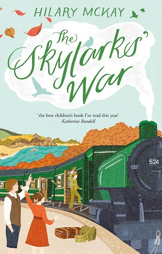 Hilary McKay, The Skylarks' War
