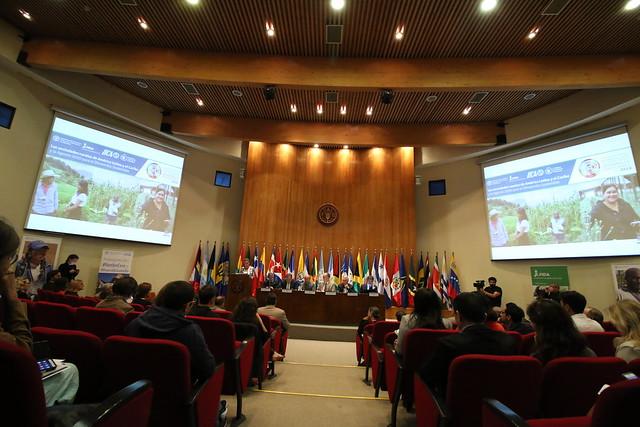 Las sociedades rurales de América Latina y el Caribe y la Agenda 2030