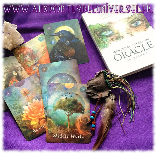 Aux Portes de l'Universel présente le Mystical Shaman Oracle