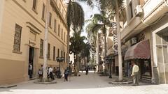Cairo's Sherifeen street after renovation