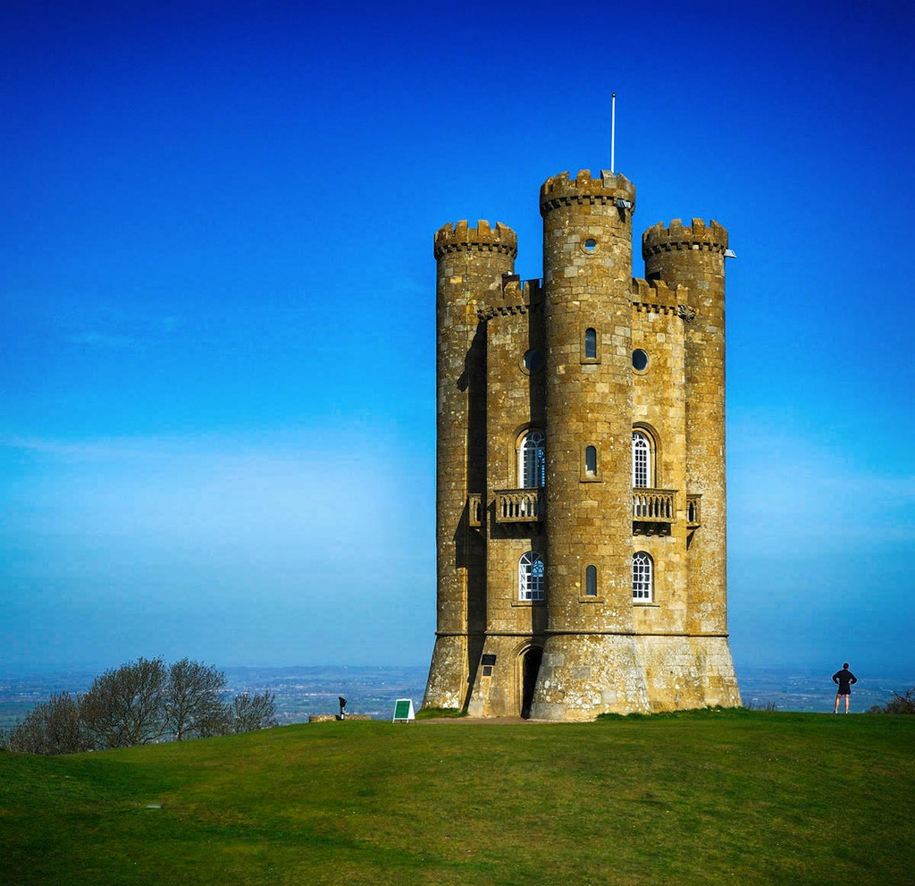 Broadway Tower, Worcestershire. Credit Saffron Blaze