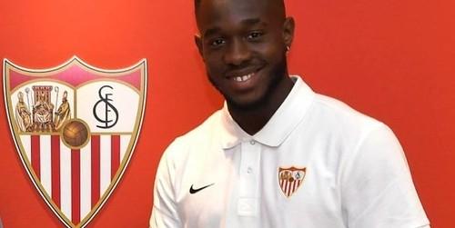 Gnagnon bergabung dengan Sevilla dari Rennes