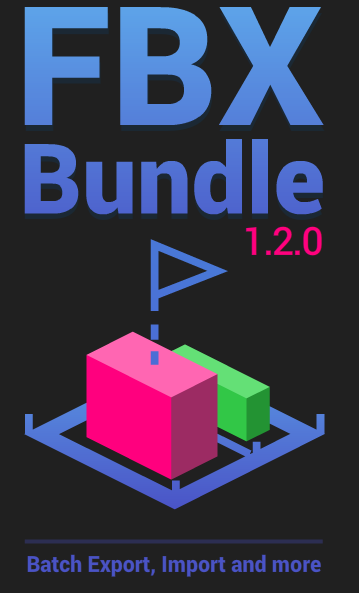 FBX Bundle 1 2 0 is out !! — Blender Community