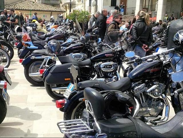 Raduno Harley Davidson-2