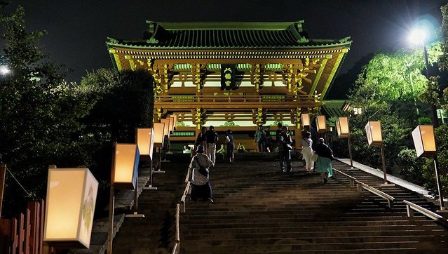 鎌倉ぼんぼり祭り'18-11