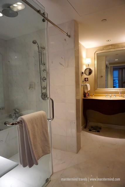 Bathroom and Toilet - Park Hyatt Saigon