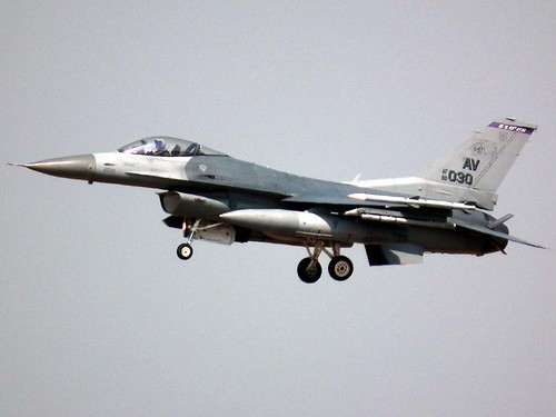 89-2030 AV F-16CG Lakenheath. 27-7-18