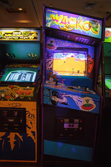 "Bally/Midway ""Wacko"" Arcade Game"