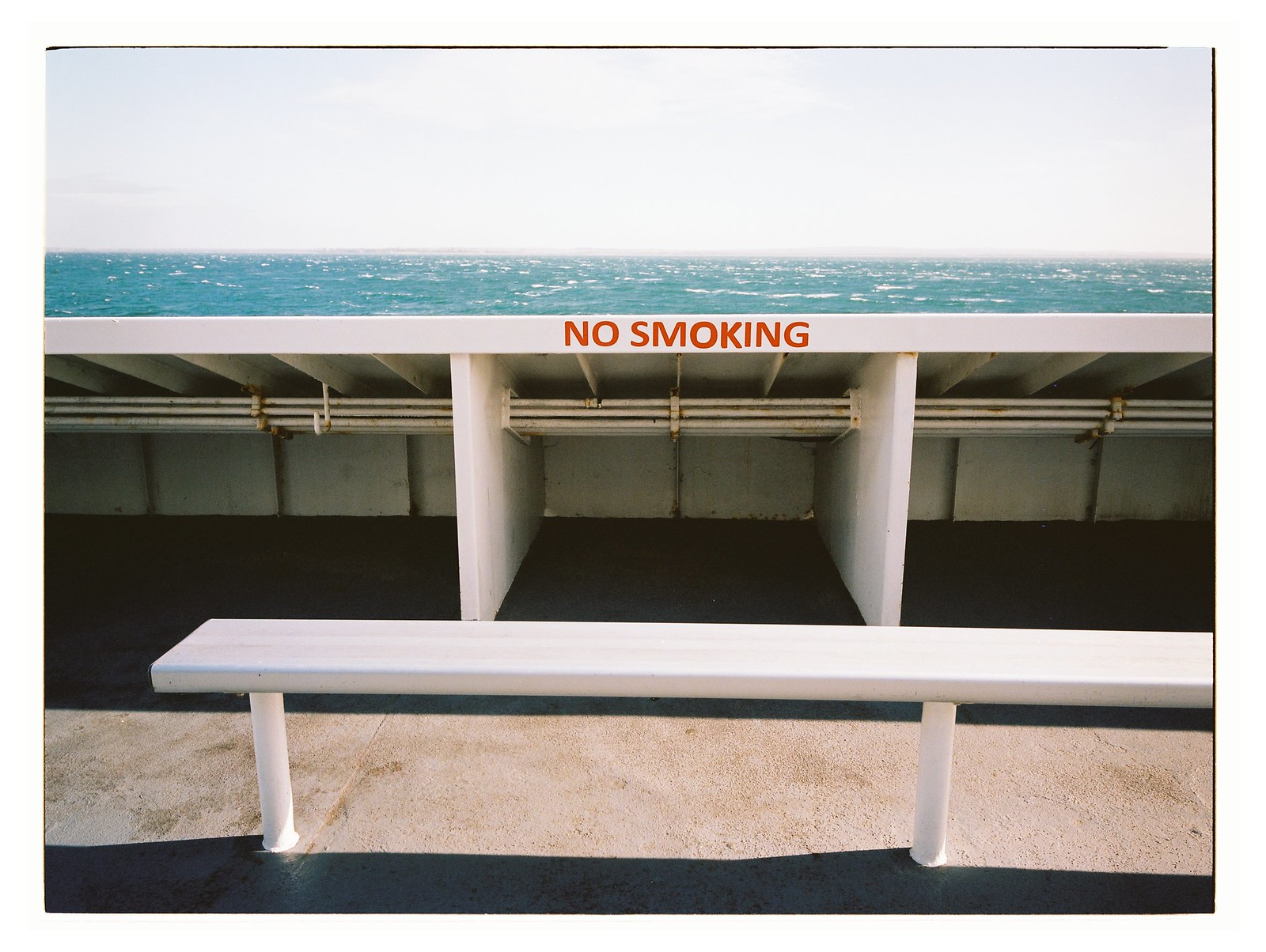 No Smoking i