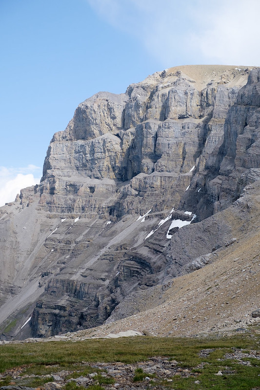 Scrambles - Mt. Bourgeau-14