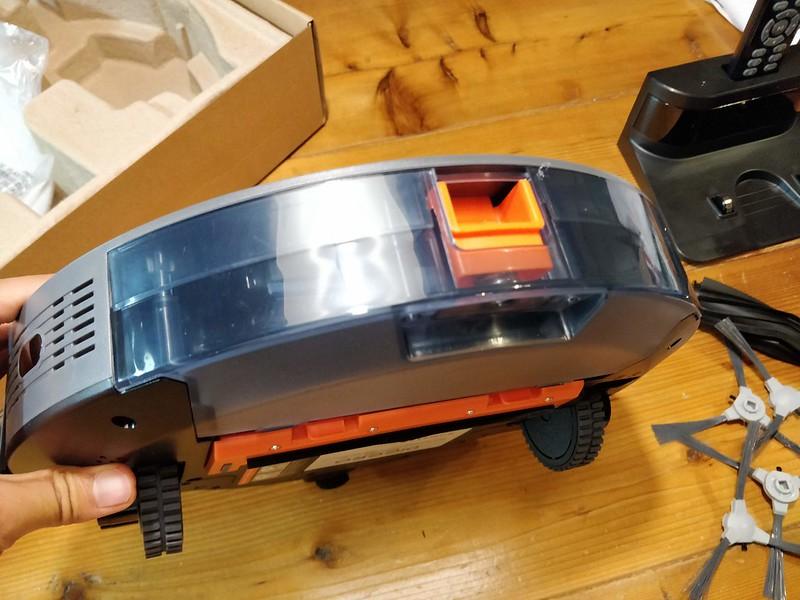 Diggro D300 ロボット掃除機 開封レビュー (29)