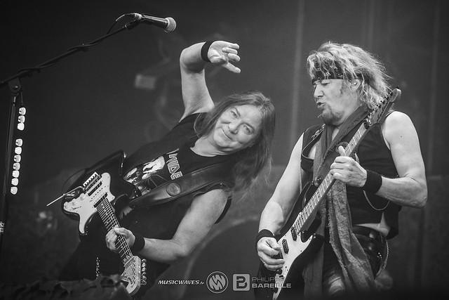 Iron Maiden @ Hellfest 2018, Clisson | 24/06/2018