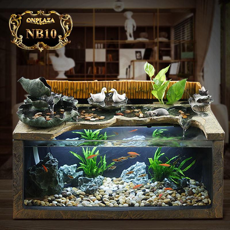 101 mẫu Thác Nước Phong Thủy hút lộc