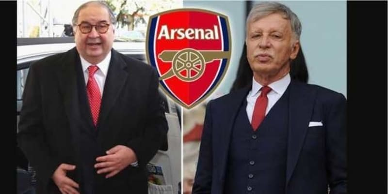 Stan Kroenke Berminat Beli Arsenal 100% Sahamnya