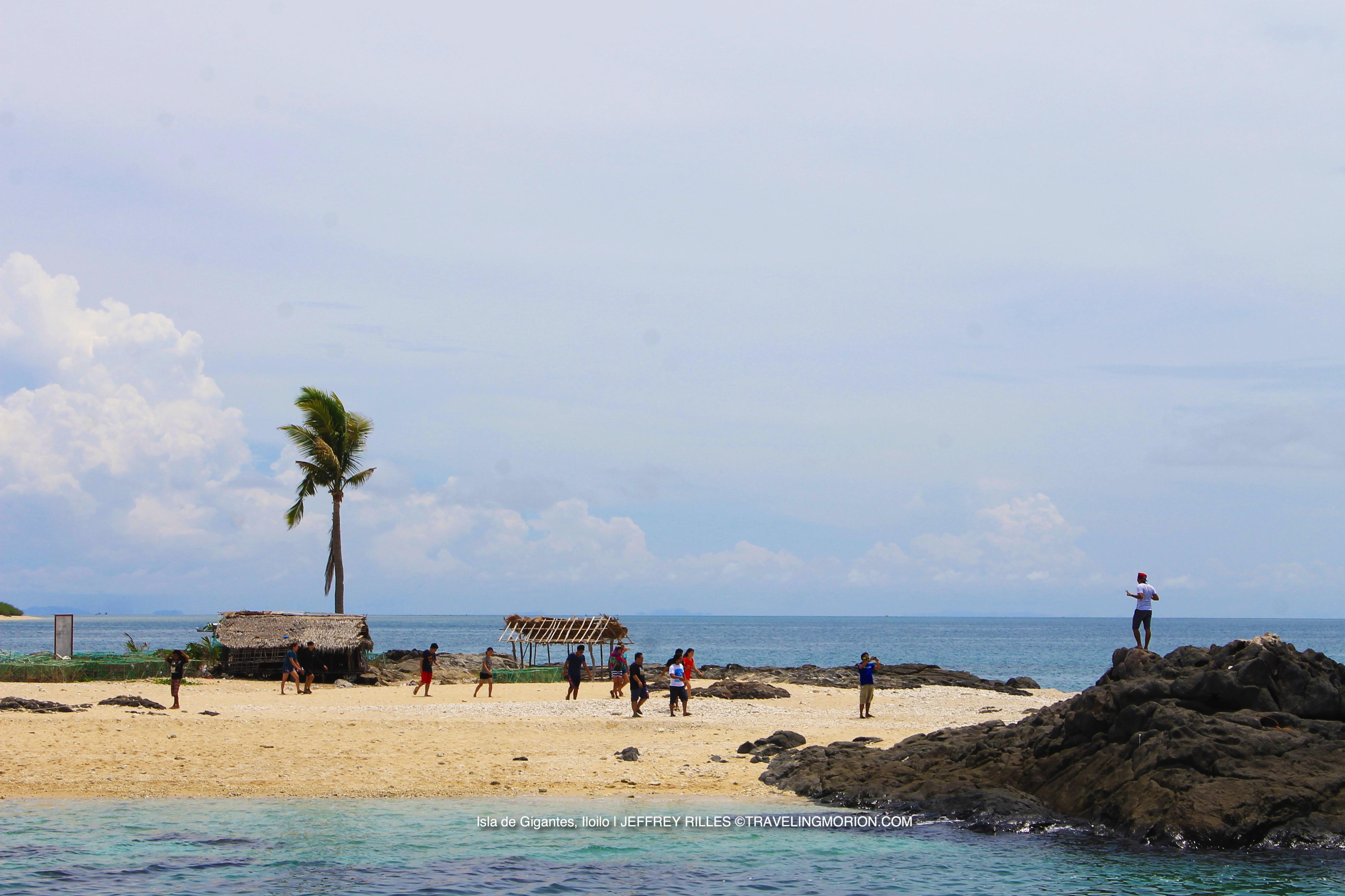 Pulupandan Islet, Islas de Gigantes