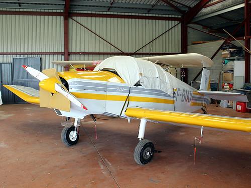 F-BIAV Jodel Cazeres 14-04-18