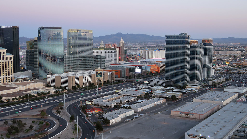 Las Vegas - CityCenter, Panorama Towers, The Martin