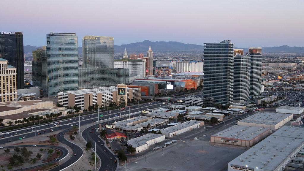 Las Vegas - CityCenter, Panorama Towers, The Martin