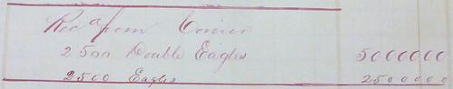 San Francisco Mint record 2,500 eagles