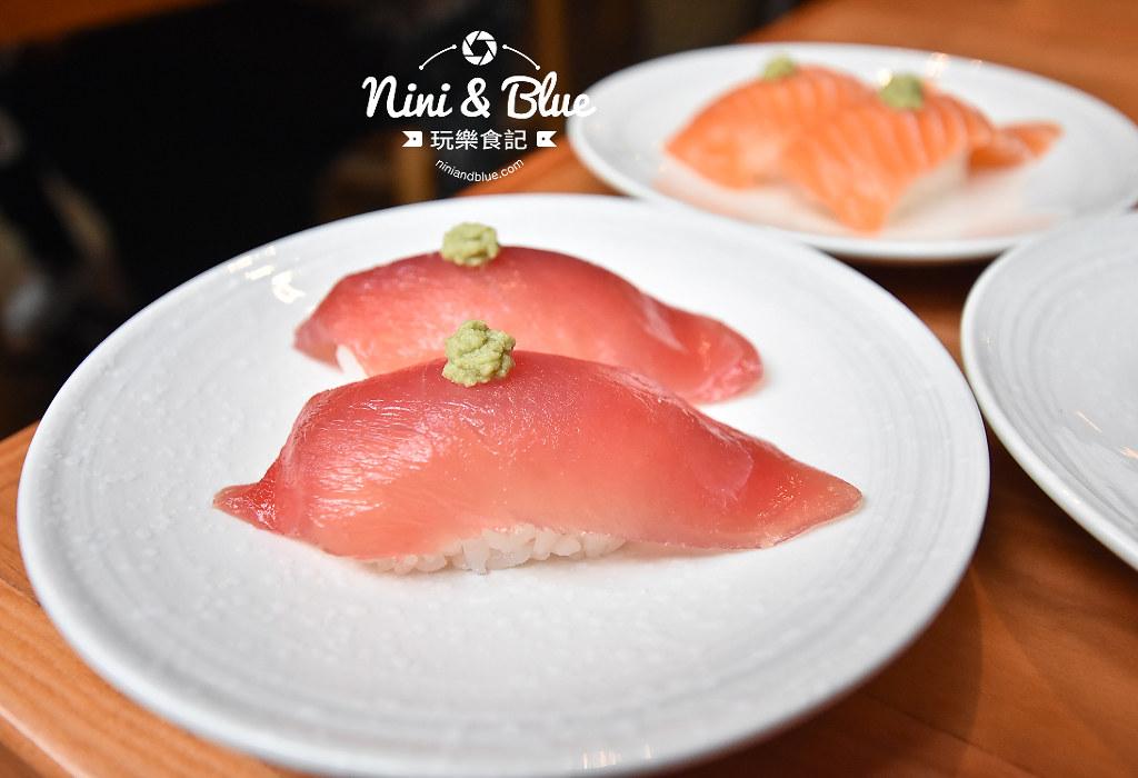 一笈壽司 台中 公益路 YIJI sushi 菜單07