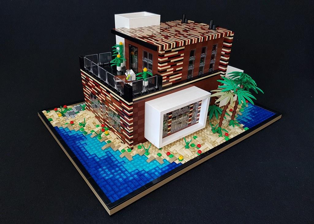Coral House MOC III