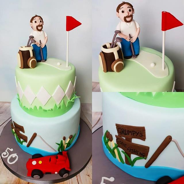 Cake by Jojo's Cupcake Madness