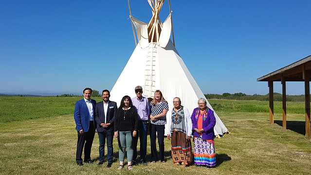 Province supports new Indigenous tourism group